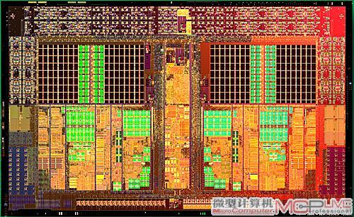 芯片内部结构图_芯片内部结构