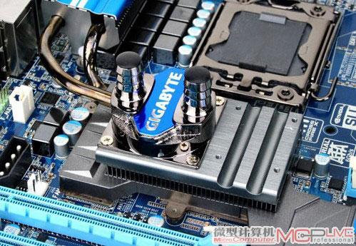 24相电源设计 技嘉x58a-ud9主板发布