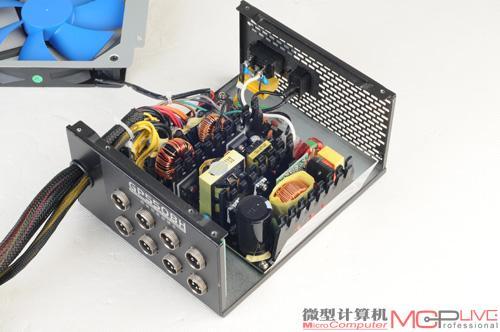 鑫谷gp550bh电源预览