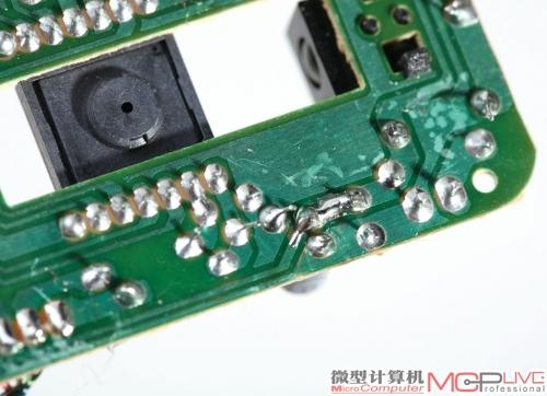 pan3512dk鼠标电路图
