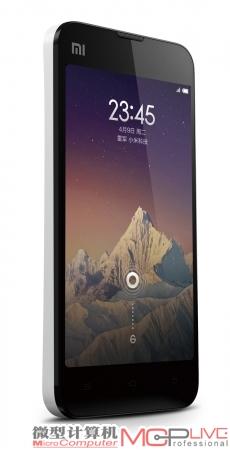 小米手机2S ●IPS ●4.3英寸(1280×720)